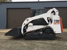 2011 Bobcat T190 Rubber Track