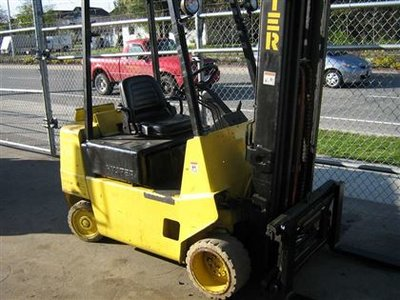 1993 Hyster S50XL